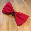 【ハロウィン仮装を手作り】魔女の宅急便・キキのリボンを80円で手作りしてみました