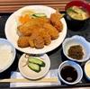 🚩外食日記(256)    宮崎ランチ   「おさかな料理」④より、【広島産牡蠣フライ定食】‼️