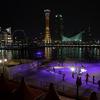 神戸ハーバーランドの夜景は寒仕込みが旬ですよ。