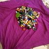 レゴの片付けにはレゴマットやおもちゃ収納袋が便利!風呂敷とはレベルが違った話。
