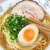 【静岡ラーメン】藤枝の「ちっきん」で120%煮干ラーメン!