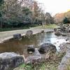 花島公園の噴水池(千葉県千葉)