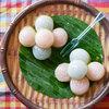 カラフルスイーツ タイのお菓子は色鮮やか