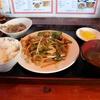 【渋谷ランチ】中華屋台「一杯屋」のチンジャオロース定食が美味しかった!【評価感想】