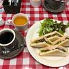 【名古屋】ウサギの絵がかわいいCafe Seventh Heaven(カフェ・セブンス・ヘブン)で名古屋モーニングを食べてきた