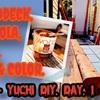第50話 玄関の横にウッドデッキ&パーゴラを作る!DAY1-2