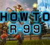 【Apex Legends】『R-99リコイル制御練習法』|1日射撃練習場に篭ればマスターです