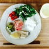 朝食と常備菜8