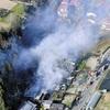 東日本、強風で山火事相次ぐ…250世帯避難指示