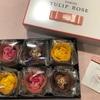 西武池袋『TOKYOチューリップローズ』の行列に朝から並んで買った可愛い焼菓子いろいろ。
