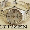 レビュー ザシチズン AQ1060-56W 頑張れ国産時計ブログ