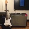 Fender Twin Ampが意外にも非常に良かった。