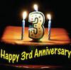 ~3rd anniversary~