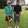 雨の中のスバル・ゴルフチャレンジ、女子プロとトーナメントコースをラウンド(軽井沢72ゴルフ 北コース)