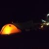 兵庫県姫路市のタロリン村でソロキャンプ