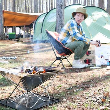 「焚火台は人生の投資である」キャンプ初心者へ届けたい浪費の美学
