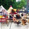 キャンプレポ:塔の岩オートキャンプ場(付知)(2016年8月)
