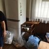 一般家庭サイズの冷凍冷蔵庫の処分作業 ‐兵庫県伊丹市‐