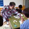 今日は藍染教室が行われました。明日も楽しいワークショップが(^^♪