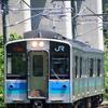 E127系100番台A6編成(松本車)出場試運転