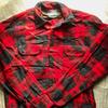 私の古着から60〜70年代「ペンドルトン(PENDLETON)」ウールシャツをご紹介。見た目やタグの特長、着こなしなどを書きました