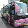 大連周遊バスに乗る