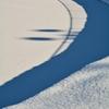 ちょっと嬉しい雪と青空…
