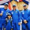 宇宙飛行士学校修了と日本語学校始業