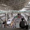 色々穏やかでない中上海へ行った6 初の中国版新幹線「和谐号」