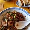 【胃全摘6か月ラーメンはまだガマンしとこう】長男と「中国ラーメン揚州商人」へ行き『黒酢炒飯』を食べてきました。
