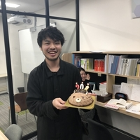 てっくん誕生日おめでとう!!祝成人!