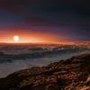 太陽系から至近距離にある生命体が存在できる可能性のある惑星