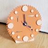 【DIY】丸のこの替え刃 と 100円の壁掛け時計でオリジナル時計を作る!
