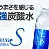 【口寂しさ解消】強炭酸水KUOS(クオス)(カロリーゼロで気分転換)