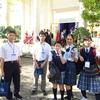 【高校】ISAT(国際学会)体験 ベトナム2日目