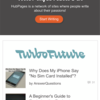 Twitter の代わりになるプラットフォーム探し: HubPages はいかが?