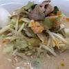 長崎チャンポンリンガーハットで『長崎チャンポン麺2倍』を喰らう‼️この量でこの値段‼️納得のコスパ‼️