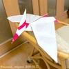 プテラノドン第2弾と、折り紙と関係ない「収斂進化」の話。