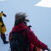 南極大陸に到達