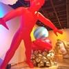 生田緑地の岡本太郎美術館。テーマパークみたいなおもしろさがあった!