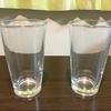 東洋佐々木ガラスのクラフトビアグラスを使ってみました。