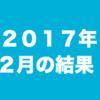 2017年2月の結果 4万円 → 27万円 +570%