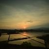 🚅新幹線の車窓から🗻