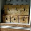 100均DIY!無印良品風のダイソー積み重ね収納ボックスと端材で隠す収納を作る!