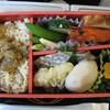 グランクラス和軽食(東京編)@東北新幹線はやぶさグランクラス車内