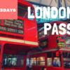 ロンドンパスで観光スポットをお得に回ってみた。ルートと体験談について。