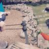 KOTORITACHIの春パンツとメンダコ帽子