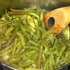 【草おかず】みずとししとうの炒め煮