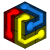 家でゲームして過ごそう!線で繋ぐゲーム~Cube Connect