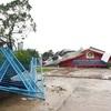 こりゃー酷いね…台風の被害…